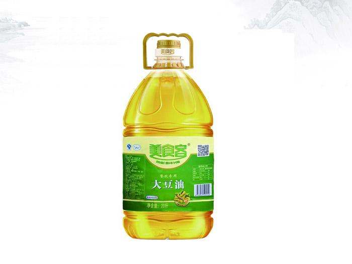 18L福鼎香大豆油|山东新品大豆油供应