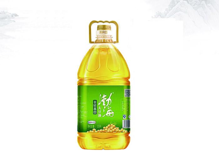 福康星5L大豆油-潍坊划算的大豆油批售