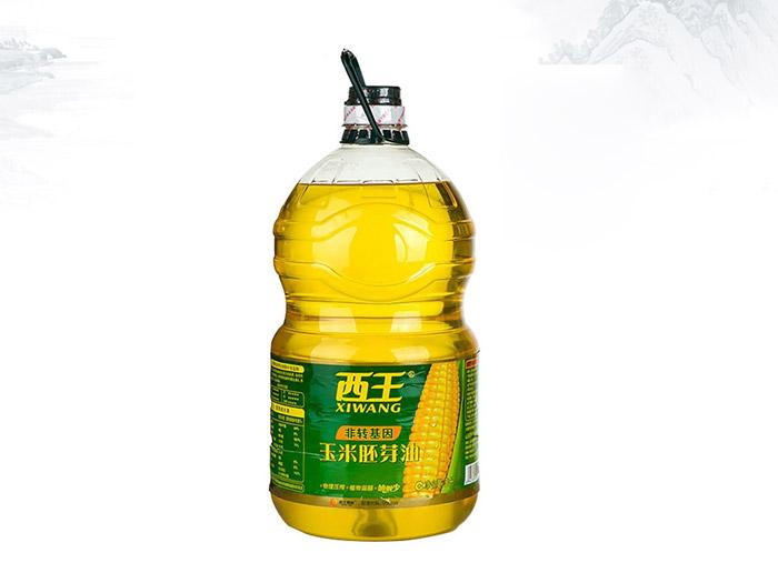 山东哪里供应的玉米胚芽油好,3.8L西王橄榄玉米油