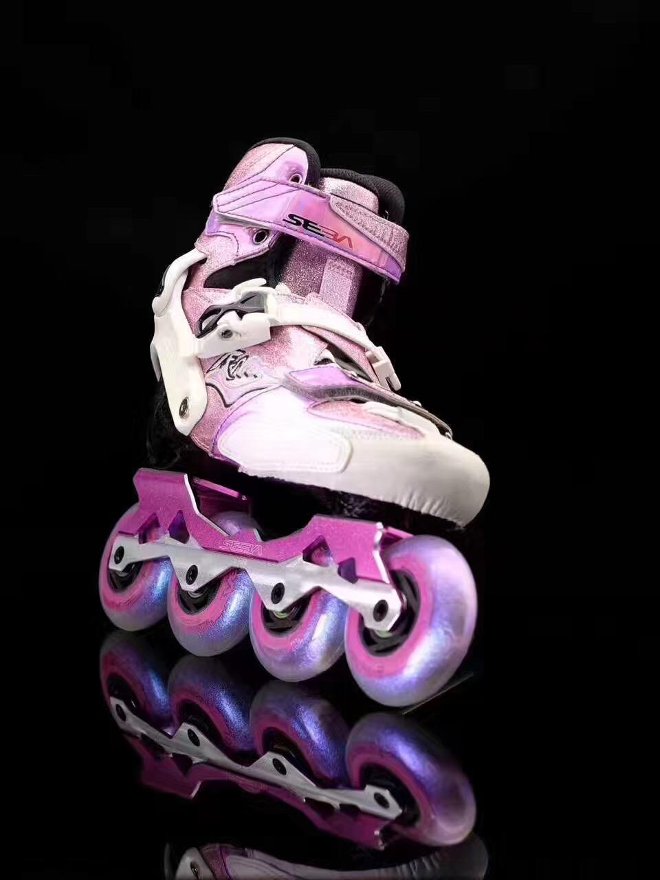 臺江米高輪滑|福建專業的KSJ-J兒童碳纖平花鞋供應