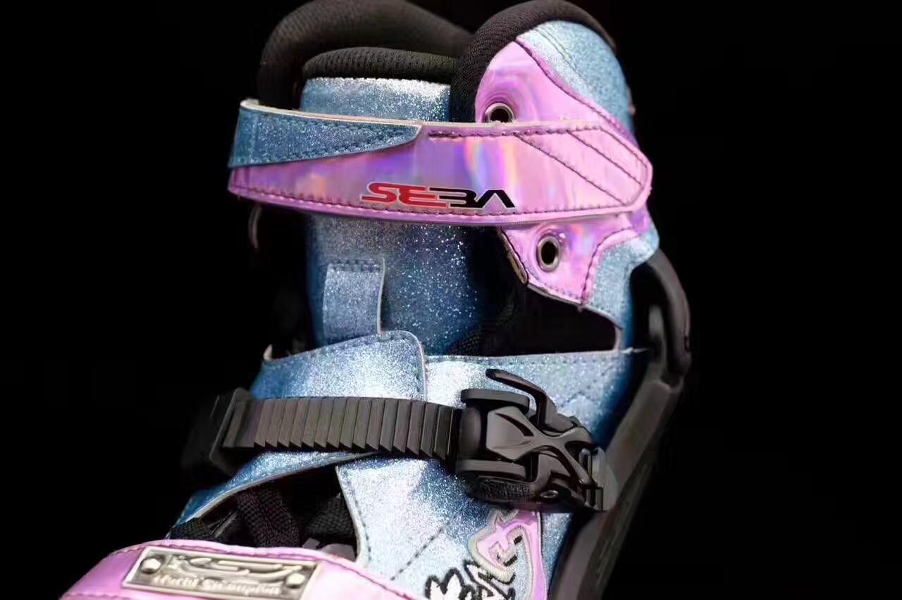 兒童輪滑鞋|福建哪家KSJ-J兒童碳纖平花鞋供應商好