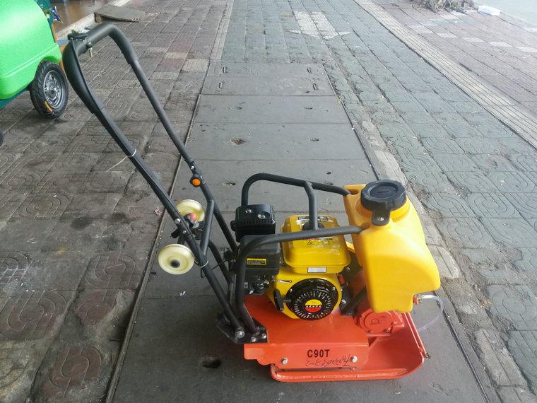 要買好的路面壓實機械就到東莞富強機電_汽油單向平板夯供應商