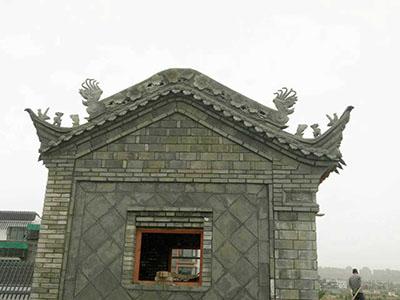 兰州古建彩绘-信誉好的仿古建筑施工上哪找