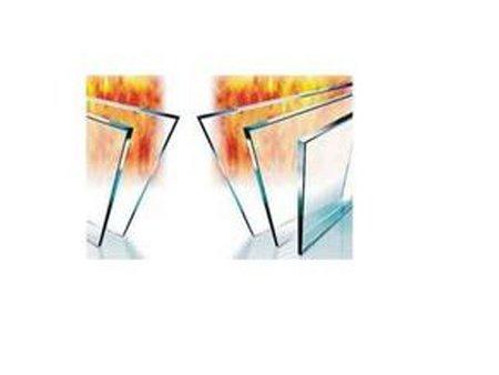 白银防火玻璃-超值的防火玻璃直销