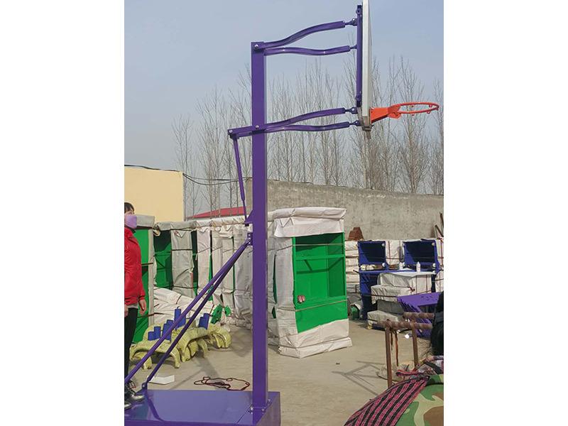 篮球架直接销售-要买新品篮球架-当选河北永鑫体育