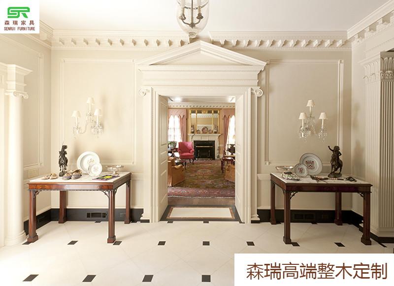 甘肃木饰面-超值的护墙板森瑞家具有限公司供应