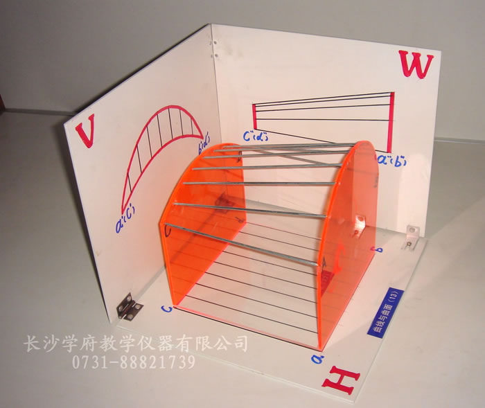 新疆制图教学模型_不错的制图教学模型长沙学府教学仪器供应