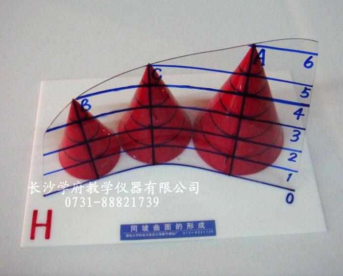 双曲抛物面模型-如何选购实惠的制图教学模型