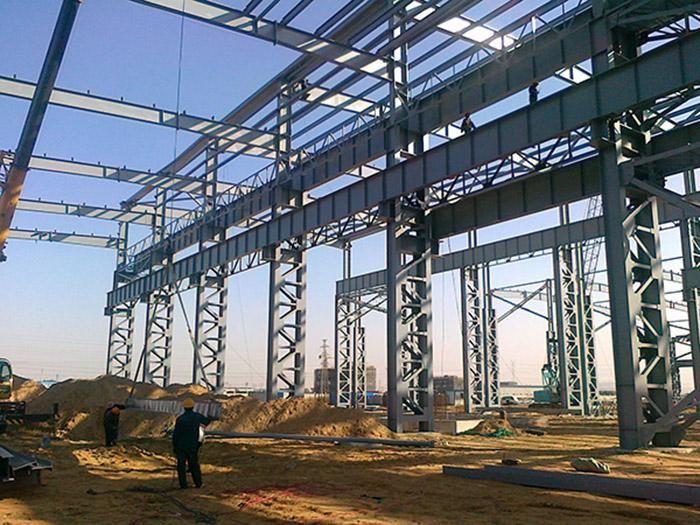 鋼結構工程項目|寧夏鋼結構工程