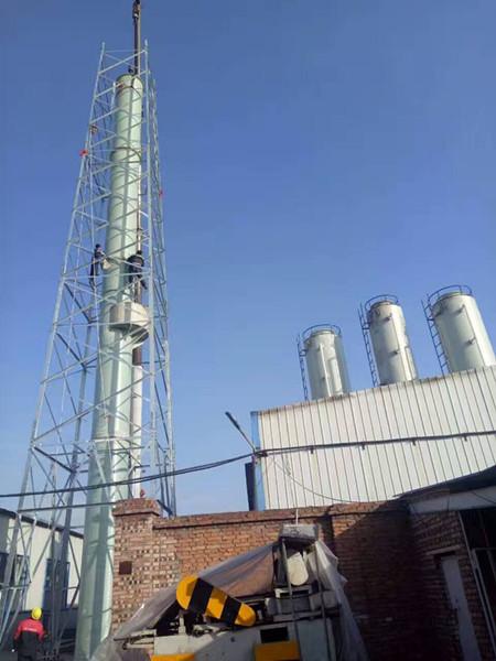 衡水烟囱厂家推荐-厂家供应玻璃钢烟囱