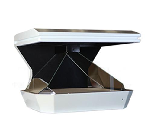270度全息投影视频技术|品质270度全息展示柜当选苏州恒寿电子