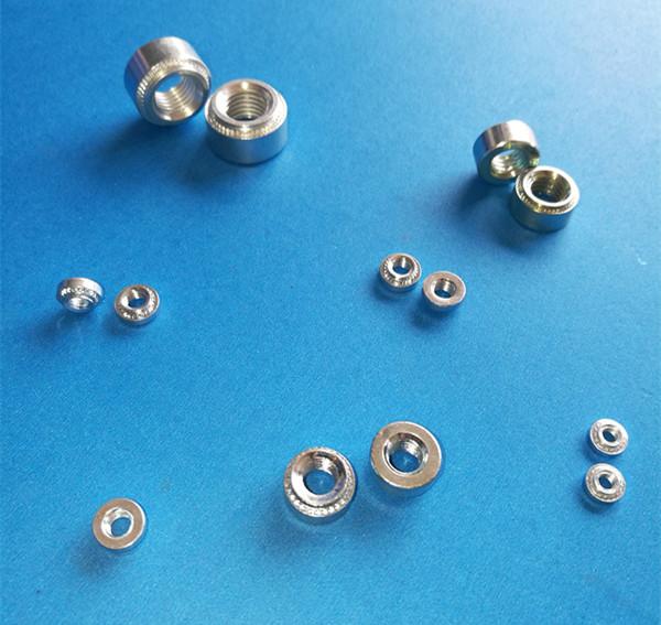 东莞价位合理的压铆螺母哪里买,压铆螺母制造