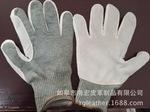 上海牛二层劳保手套-江苏名声好的牛二层手套革供应商是哪家