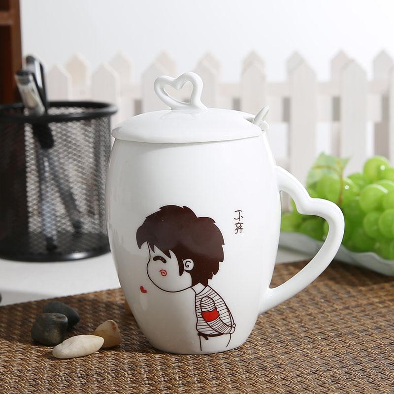 哪能买到质量可靠的不离不弃陶瓷杯,福建陶瓷定制