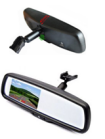 哪里能买到品质好的4.3寸后视镜显示器,具有品牌的车载显示器