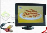 快捷的5寸车载显示器高清车载电视显示屏倒车后视优先-供应专业的5寸车载显示器