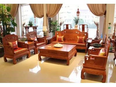 兰州红木家具厂家|哪里有高品质红木家具出售