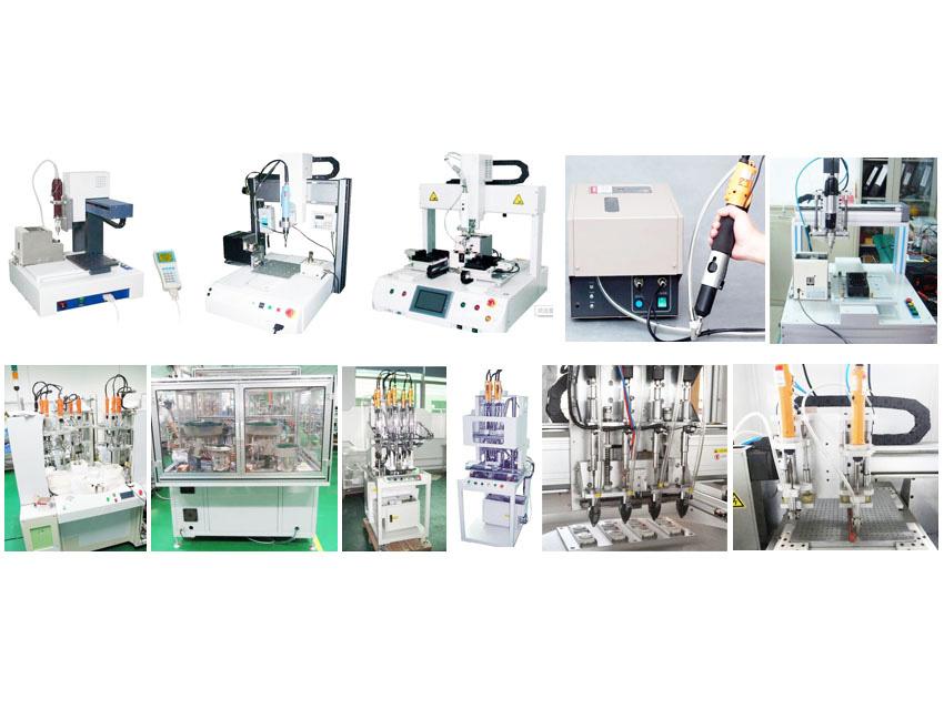 供應浙江廠家直銷的自動打螺絲機|玩具生產線