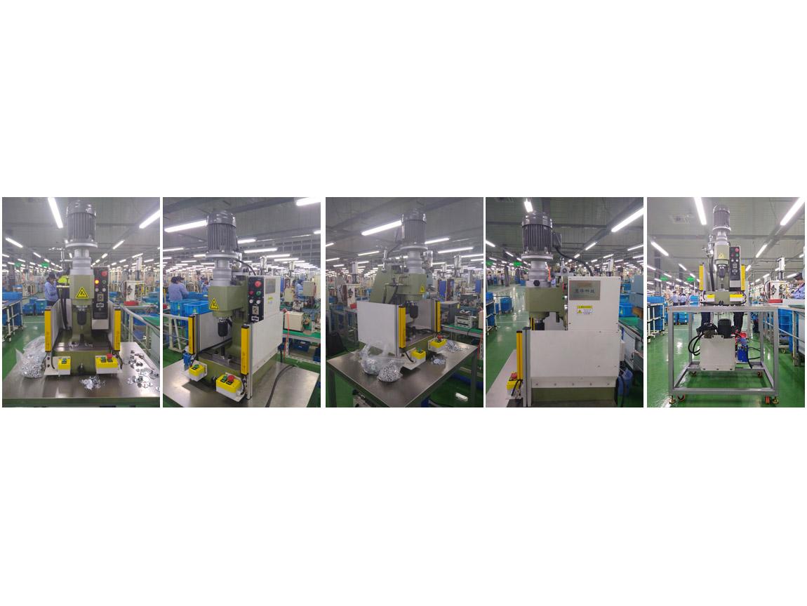 生產旋鉚機——浙江耐用的非標旋鉚機供應