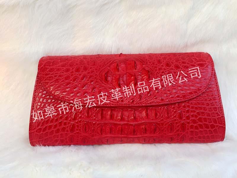 皮革_要買耐用的鱷魚皮單肩手包優選如皋市海宏制品,皮革