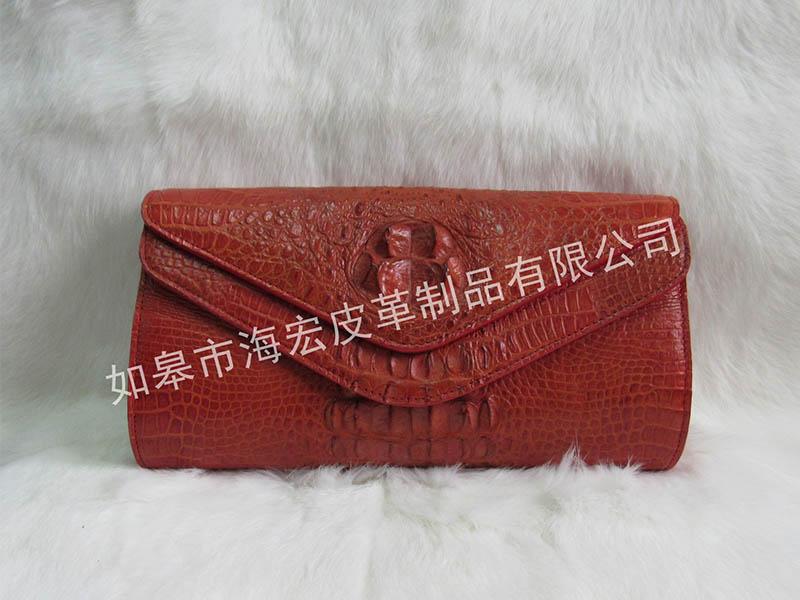 牛皮防切割手套革_大量供应高性价鳄鱼皮单肩手包