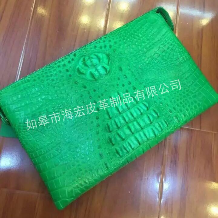 鳄鱼皮皮包别具一格-有口碑的鳄鱼皮皮包生产厂