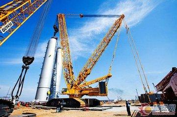 三協機械供應廠家直銷的履帶吊|福州工程機械出租