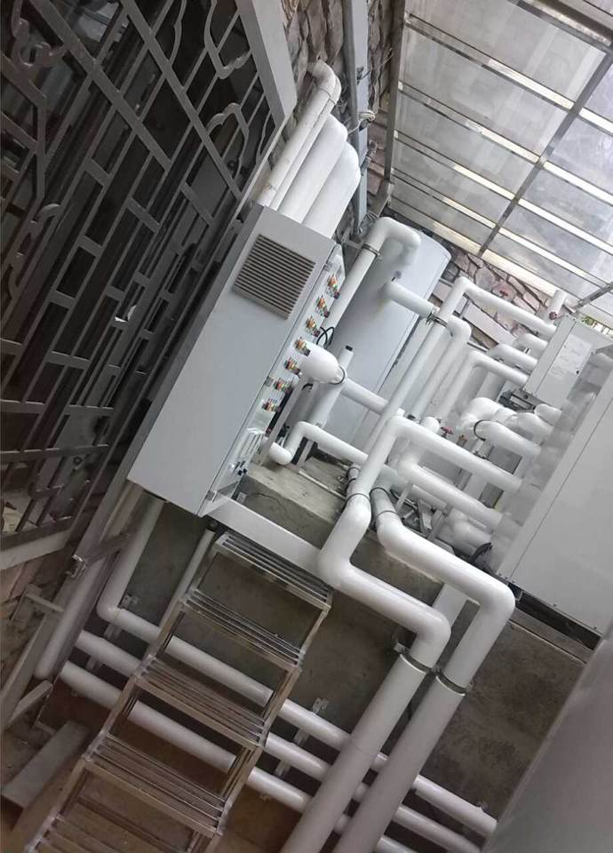 好的水源热泵中央空调价格怎么样-水源热泵中央空调找哪家