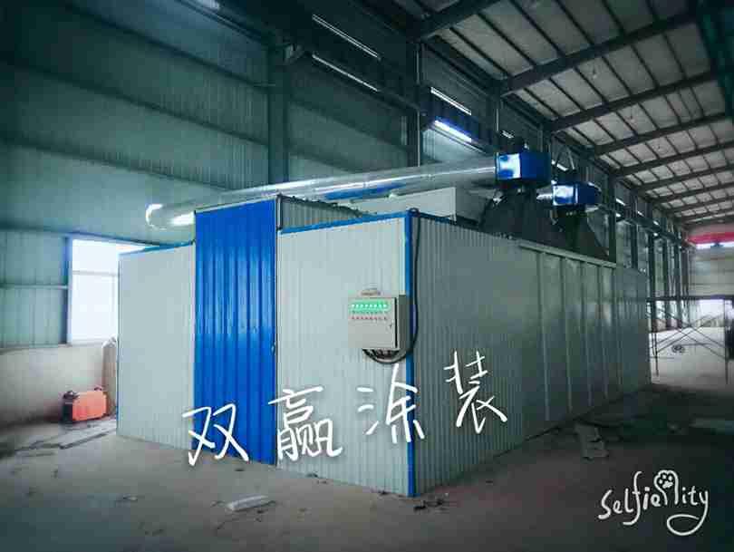 供应静电喷粉柜-专业的静电喷粉柜供应商-双赢涂装