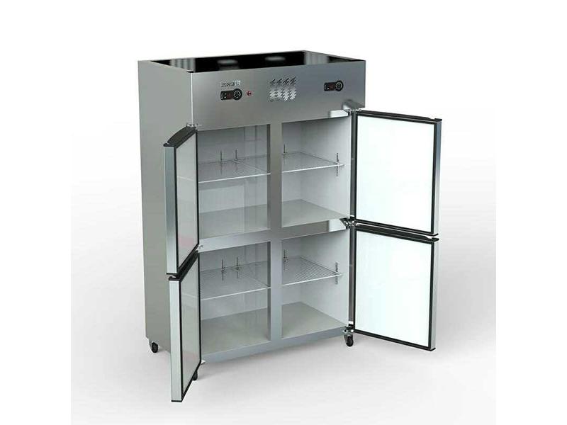 甘肃大二门冷柜_兰州实用的冷柜,认准兰州双赢食品