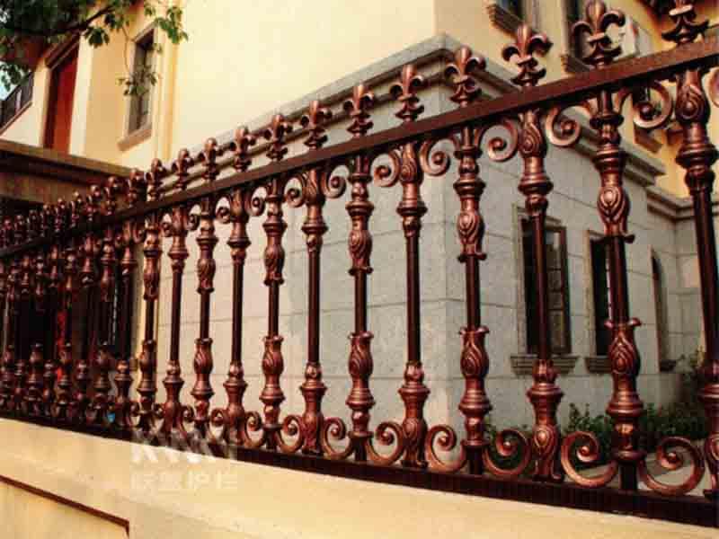 品质好的兰州铁艺护栏当选甘肃联盟护栏工程-甘肃铝艺护栏厂家