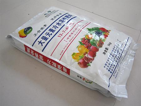 冲施肥包装袋批发价格-怎么挑选合格的冲施肥包装袋