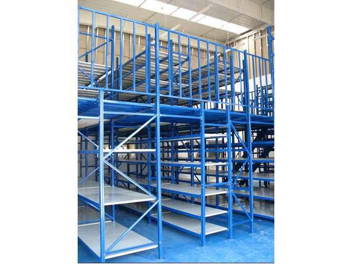 出售规格多样的阁楼式货架 耐用的阁楼式货架