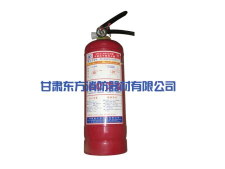灭火器的使用方法|性价比高的灭火器当选甘肃东方消防器材
