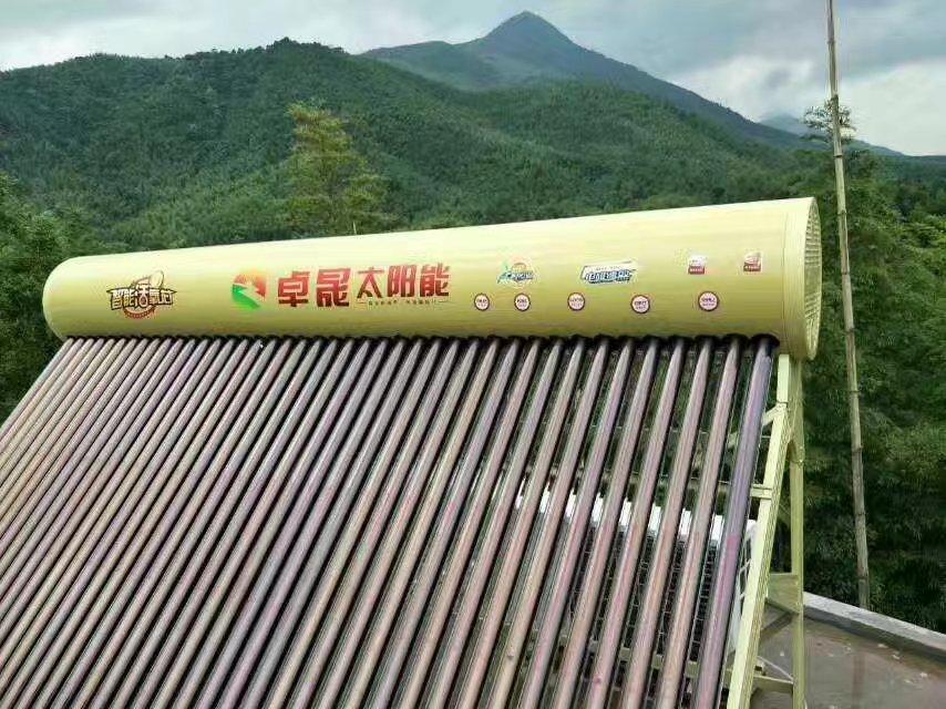 北海太陽能熱水器_推薦南寧新款太陽能熱水器