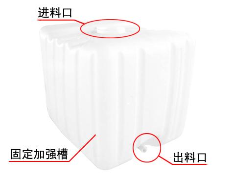 佳罐塑料出售IBC集装吨桶 四川方桶