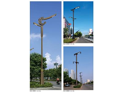 甘肃耐用的路灯供销,兰州地插灯