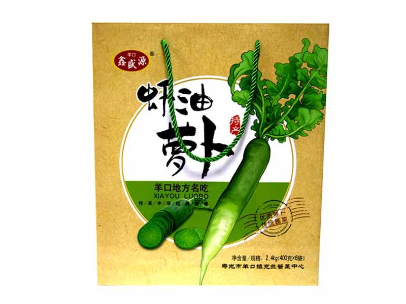 濰坊蝦油蘿卜價格-哪里有供應優惠的蝦油蘿卜禮盒