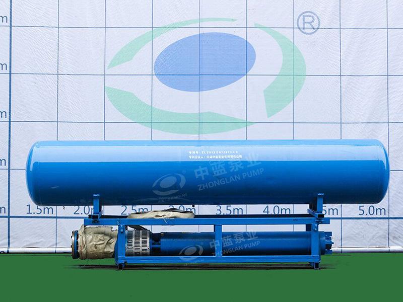 大型浮筒式潜水泵——【实力厂家】生产供应浮筒式水泵