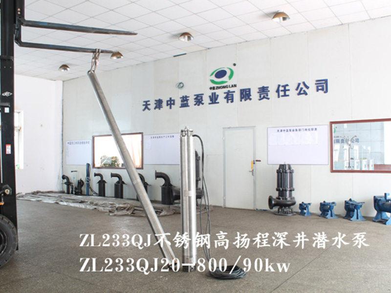 天津哪里有专业的高扬程油泵——天津油泵