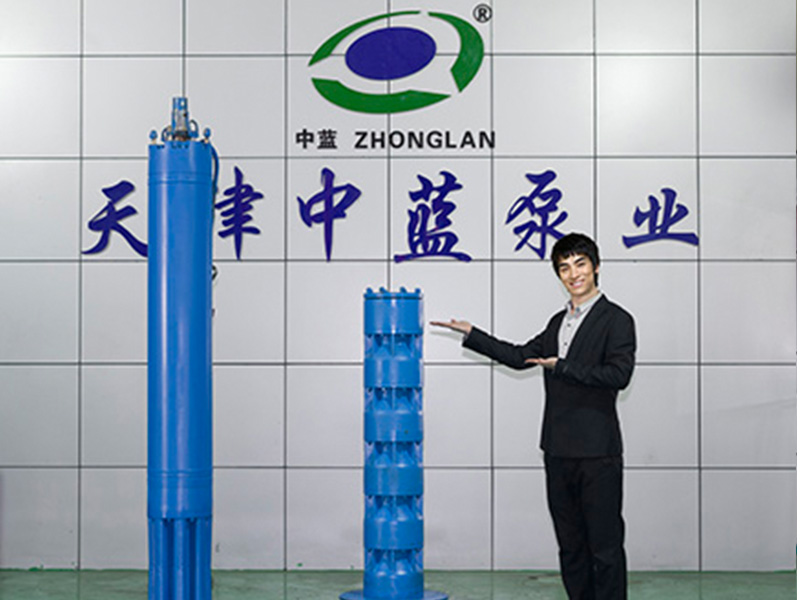 天津中蓝泵业供应厂家直销的热水泵——耐高温潜水泵