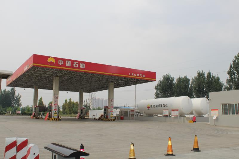 LNG气化站厂家-青州云驼质量好的加气站系列出售