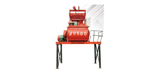 优惠的JS500型砼搅拌机-秦皇岛品牌好的JS500型砼搅拌机厂商