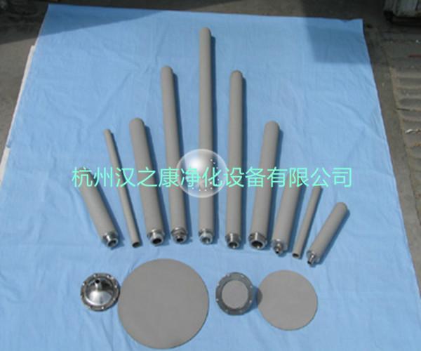 过滤设备批发,专业的钛粉绕结滤芯供应商_汉之康净化设备