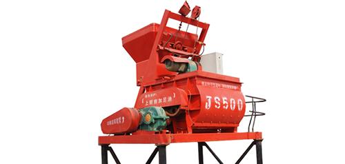 上海JS500型砼搅拌机-实惠的JS500型砼搅拌机供销