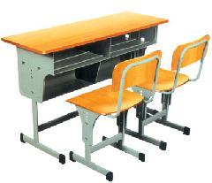 厂家批发校用课桌椅,衡水销量好的校用课桌椅,认准博腾柜业