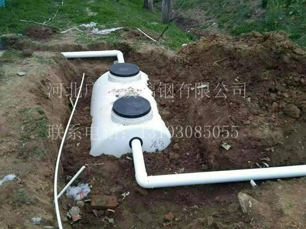 衡水质量良好的模压化粪池批售 厂家批发模压化粪池