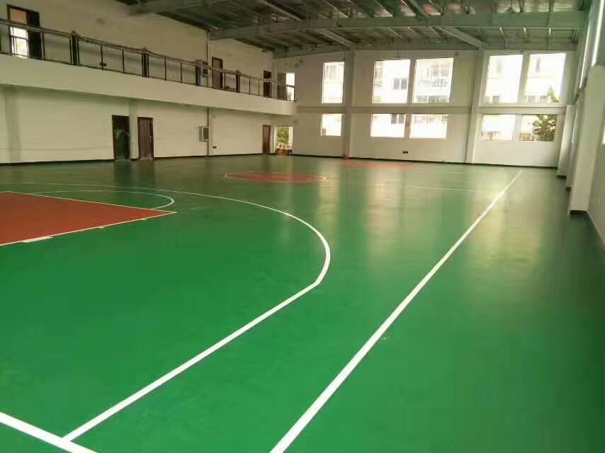 彈性丙烯酸球場材料,想買性價比高的丙烯酸球場,就來廣州博華體育