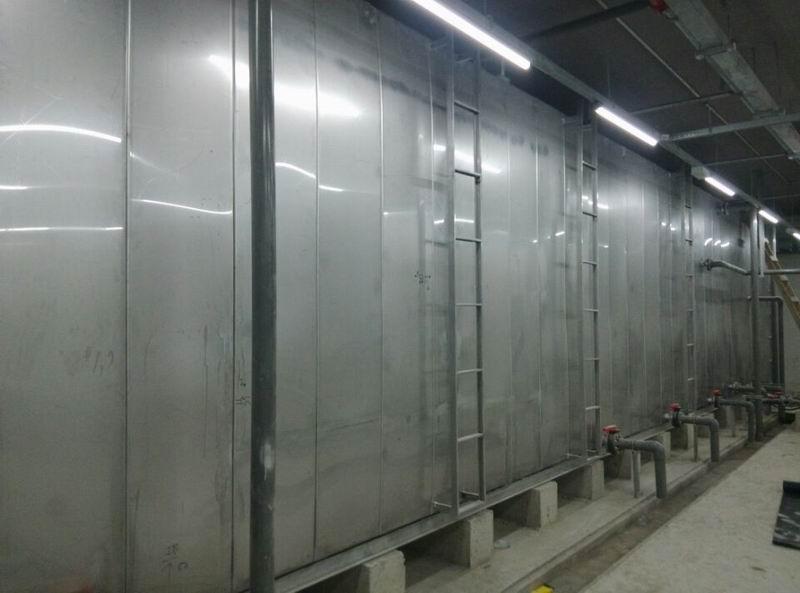 上海质量良好的不锈钢消防水箱批售|不锈钢消防水箱供应厂家