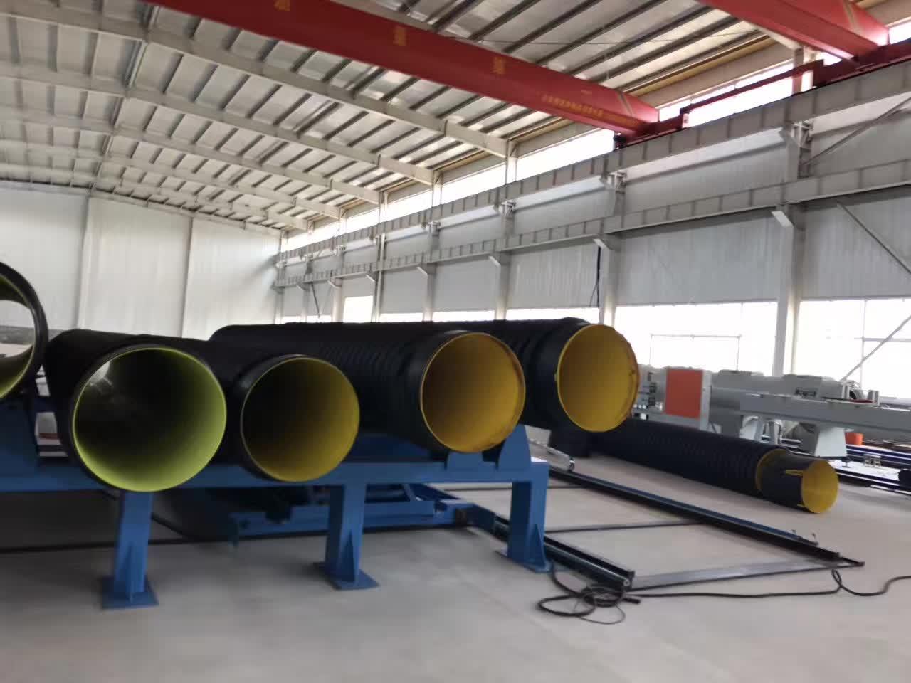 专业的HDPE 中空壁缠绕管——哪里有卖有品质的HDPE中空壁缠绕管